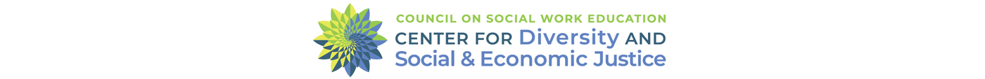 Center for Diversity and Social & Economic Justice Banner